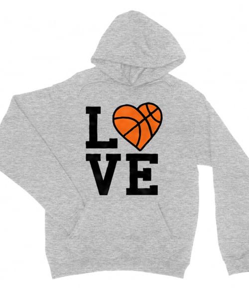 Basketball Love Póló - Ha Basketball rajongó ezeket a pólókat tuti imádni fogod!