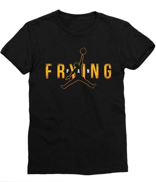 Frying pan Póló - Ha Playerunknowns Battlegrounds rajongó ezeket a pólókat tuti imádni fogod!