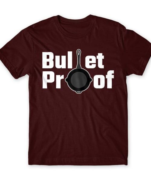 PUBG bulletproof Póló - Ha Playerunknowns Battlegrounds rajongó ezeket a pólókat tuti imádni fogod!