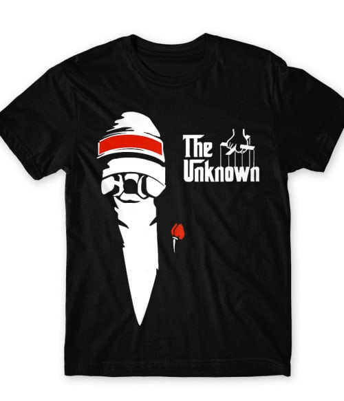 PUBG Godfather Póló - Ha Playerunknowns Battlegrounds rajongó ezeket a pólókat tuti imádni fogod!