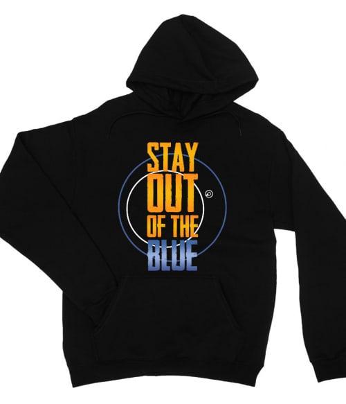 Stay out of the blue Póló - Ha Playerunknowns Battlegrounds rajongó ezeket a pólókat tuti imádni fogod!