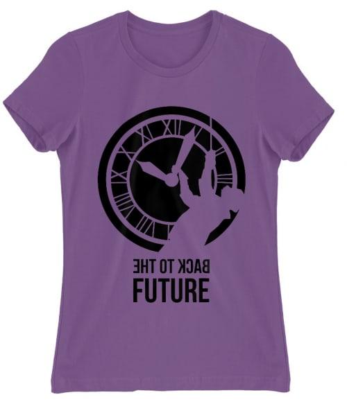 Back to the Future Clock Póló - Ha Back to the Future rajongó ezeket a pólókat tuti imádni fogod!