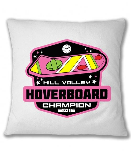 Hoverboard Champion Póló - Ha Back to the Future rajongó ezeket a pólókat tuti imádni fogod!