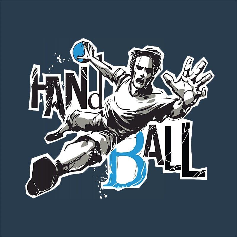 Handball Jump Póló - Ha Handball rajongó ezeket a pólókat tuti imádni fogod!