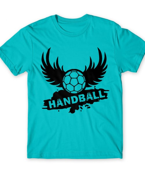 Handball Wings Póló - Ha Handball rajongó ezeket a pólókat tuti imádni fogod!