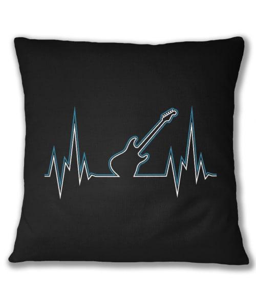 Guitar heart rate Póló - Ha Rocker rajongó ezeket a pólókat tuti imádni fogod!