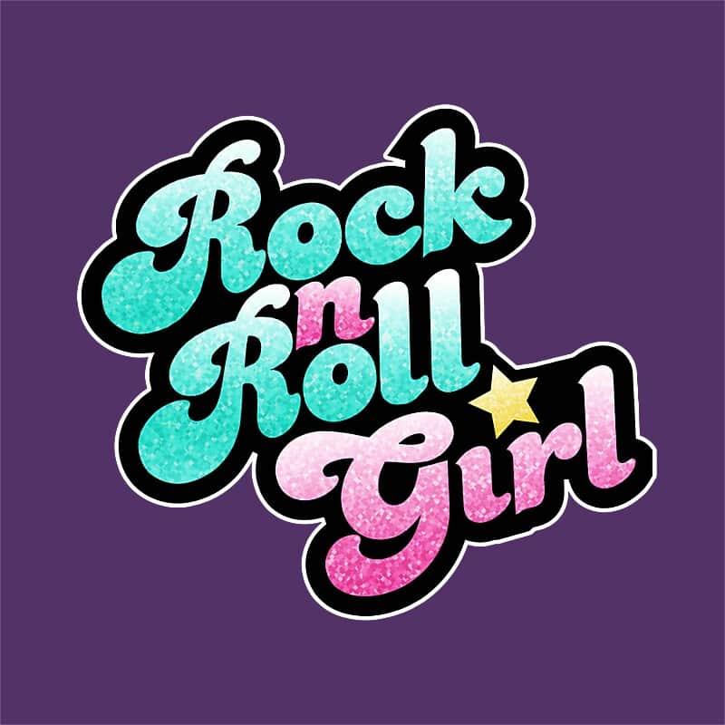 Rock and roll girl Póló - Ha Rocker rajongó ezeket a pólókat tuti imádni fogod!