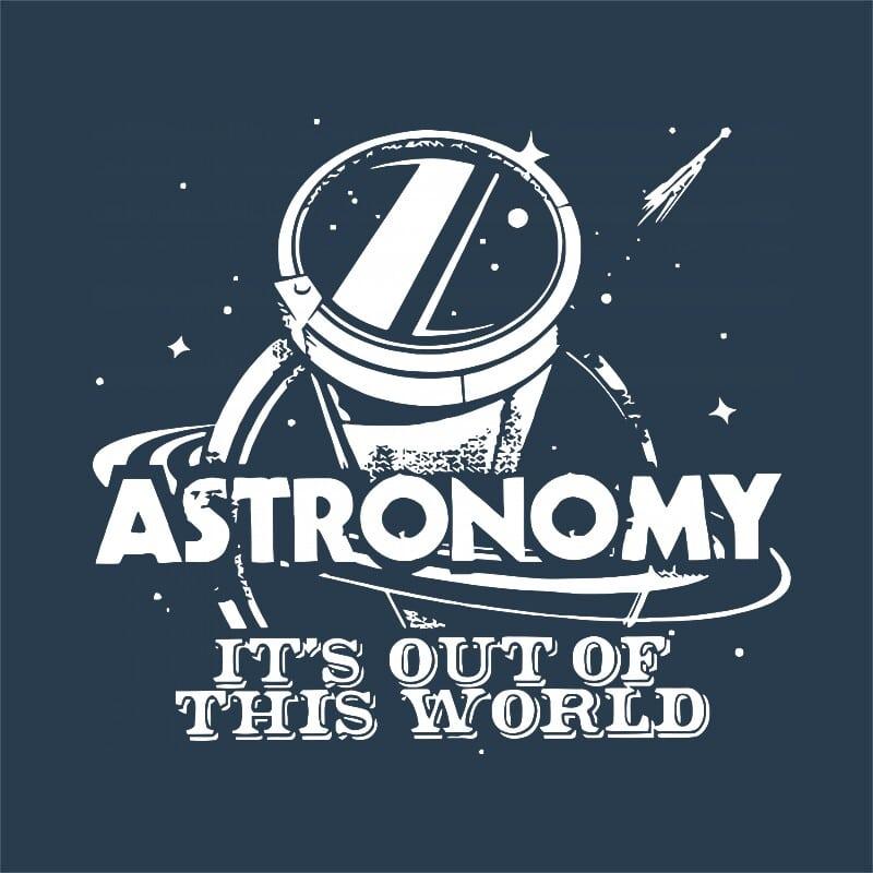 Out of this word Póló - Ha Astronomy rajongó ezeket a pólókat tuti imádni fogod!