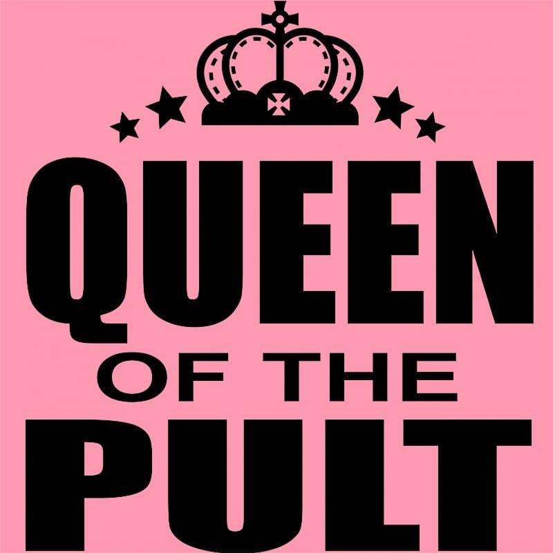 Queen of the Pult Póló - Ha Bartender rajongó ezeket a pólókat tuti imádni fogod!