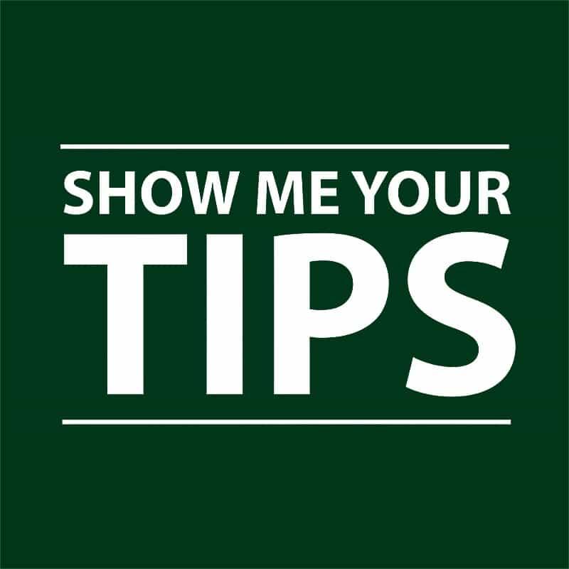 Show Me Your Tips Póló - Ha Bartender rajongó ezeket a pólókat tuti imádni fogod!