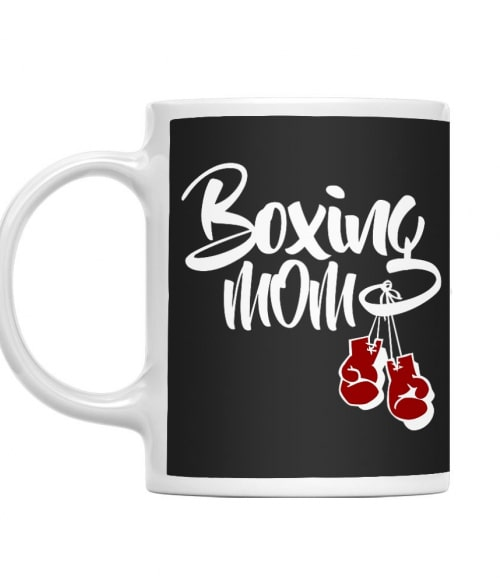 Boxing Mom Póló - Ha Boxing rajongó ezeket a pólókat tuti imádni fogod!