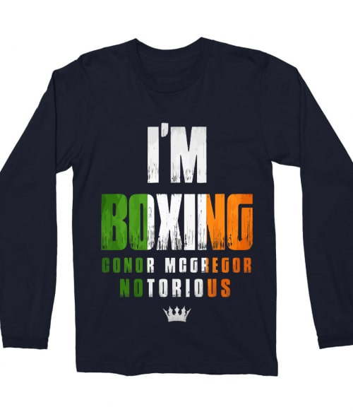 I'm Boxing Póló - Ha Boxing rajongó ezeket a pólókat tuti imádni fogod!