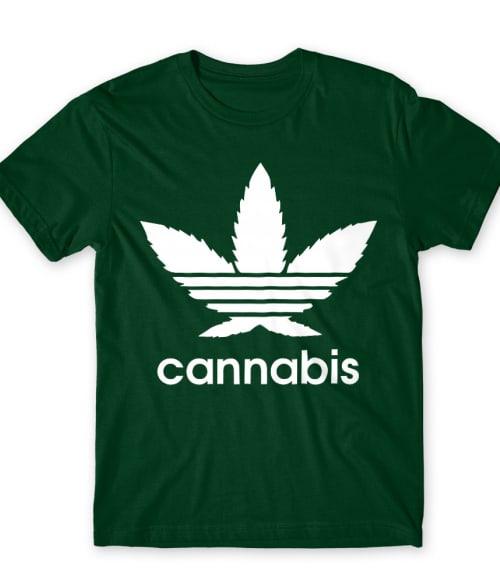 Cannabis Póló - Ha Brand Parody rajongó ezeket a pólókat tuti imádni fogod!