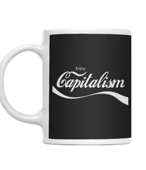 Capitalism Póló - Ha Brand Parody rajongó ezeket a pólókat tuti imádni fogod!