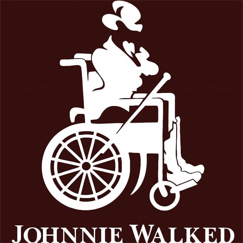 Johnnie Walked Póló - Ha Brand Parody rajongó ezeket a pólókat tuti imádni fogod!
