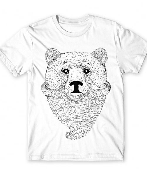 Szakállas Teddy maci Póló - Ha Beard rajongó ezeket a pólókat tuti imádni fogod!