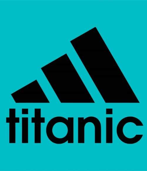 Titanic Póló - Ha Brand Parody rajongó ezeket a pólókat tuti imádni fogod!
