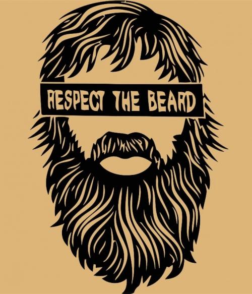 Tiszteld a szakállat Póló - Ha Beard rajongó ezeket a pólókat tuti imádni fogod!