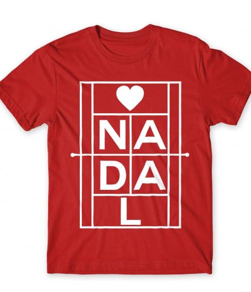 Nadal Póló - Ha Tennis rajongó ezeket a pólókat tuti imádni fogod!