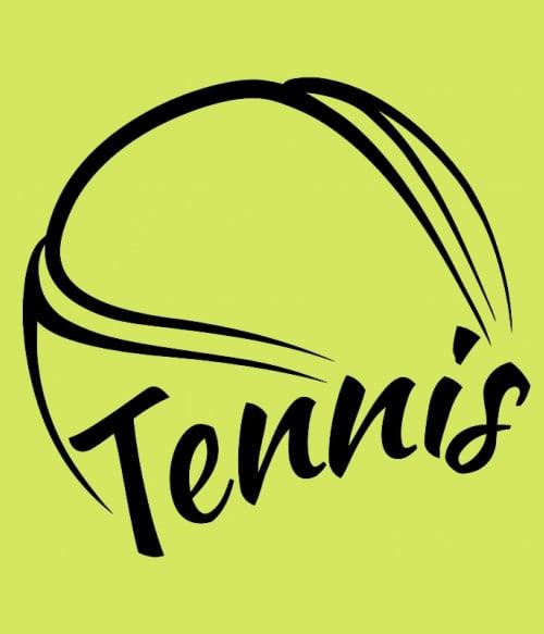 Tennis ball Póló - Ha Tennis rajongó ezeket a pólókat tuti imádni fogod!