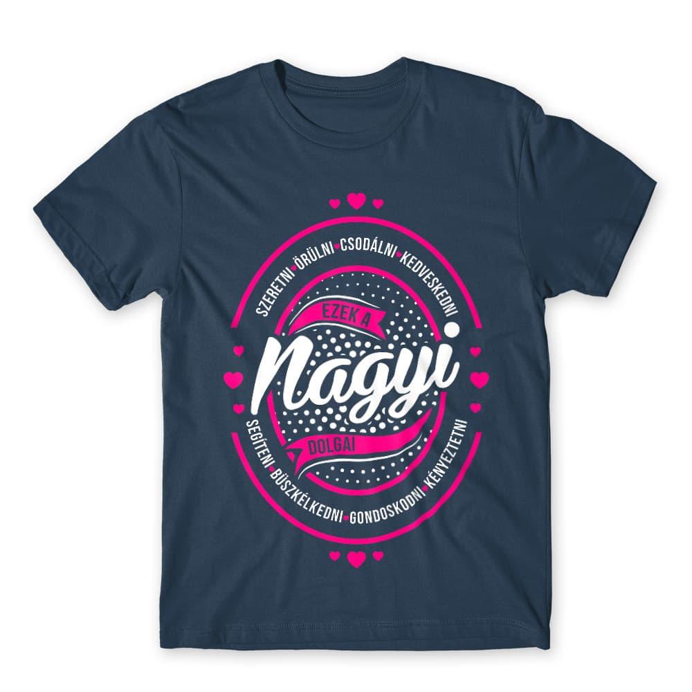 A nagyi dolgai Póló - Ha Family rajongó ezeket a pólókat tuti imádni fogod!
