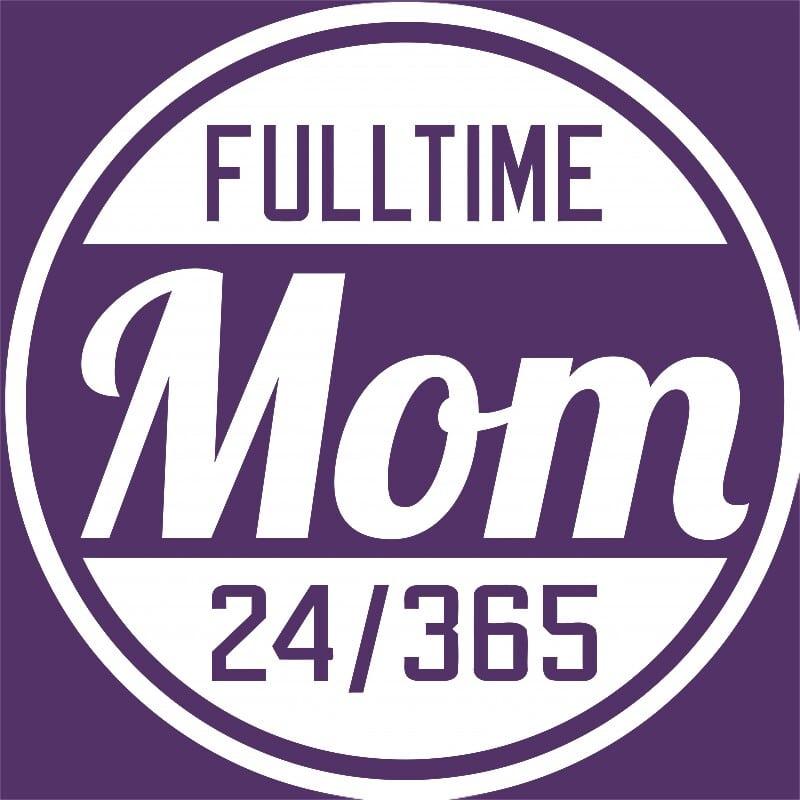 Fulltime Mom Póló - Ha Family rajongó ezeket a pólókat tuti imádni fogod!