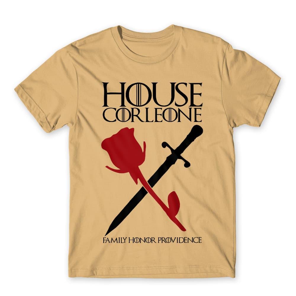 House Corleone Póló - Ha The Godfather rajongó ezeket a pólókat tuti imádni fogod!