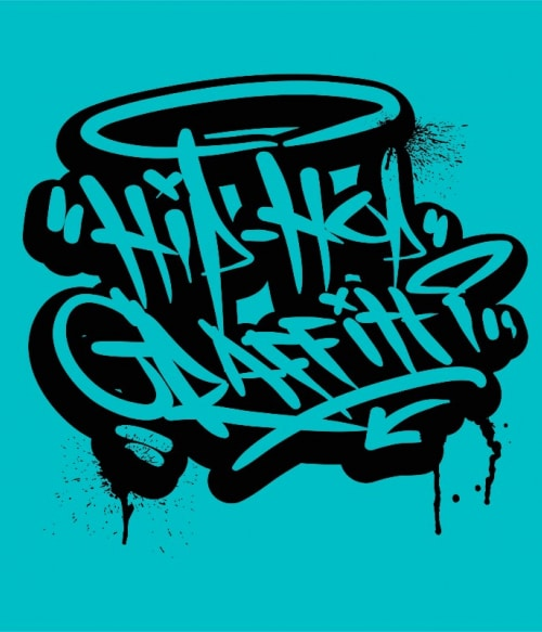 Hip Hop graffiti Póló - Ha Graffiti rajongó ezeket a pólókat tuti imádni fogod!