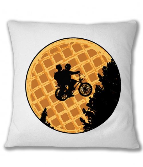 Waffle Moon Póló - Ha Stranger Things rajongó ezeket a pólókat tuti imádni fogod!