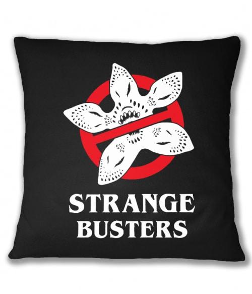 Strange Busters Póló - Ha Stranger Things rajongó ezeket a pólókat tuti imádni fogod!