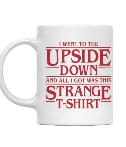 Stranger T-shirt Póló - Ha Stranger Things rajongó ezeket a pólókat tuti imádni fogod!