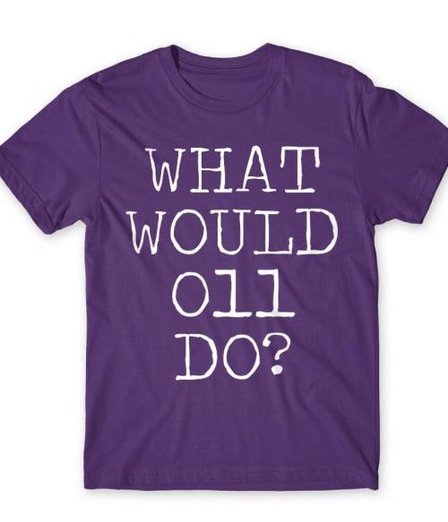 What Would 011 Do? Póló - Ha Stranger Things rajongó ezeket a pólókat tuti imádni fogod!