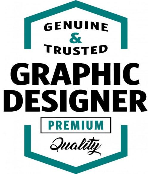 Trusted designer Póló - Ha Graphic Designer rajongó ezeket a pólókat tuti imádni fogod!