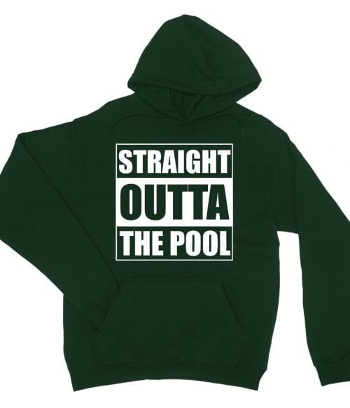 Straight outta the pool Póló - Ha Water polo rajongó ezeket a pólókat tuti imádni fogod!