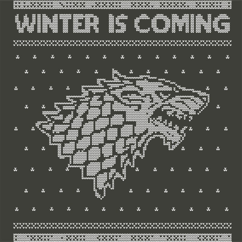Winter is Coming Sweater Póló - Ha Game of Thrones rajongó ezeket a pólókat tuti imádni fogod!