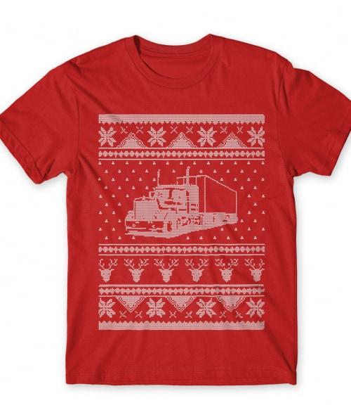 Truck Sweater Póló - Ha Truck Driver rajongó ezeket a pólókat tuti imádni fogod!