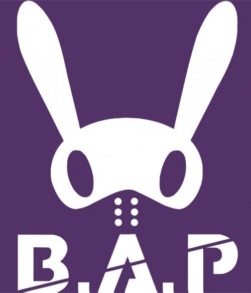 Bap Logo Póló - Ha K-Pop rajongó ezeket a pólókat tuti imádni fogod!