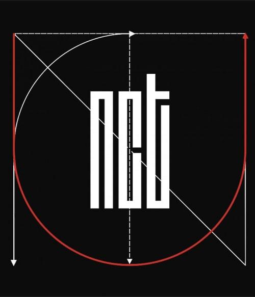 NCT Geometric Logo Póló - Ha K-Pop rajongó ezeket a pólókat tuti imádni fogod!