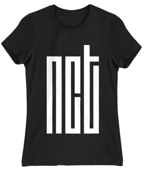 NCT Simple Logo Póló - Ha K-Pop rajongó ezeket a pólókat tuti imádni fogod!