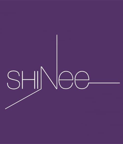 Shinee Logo Póló - Ha K-Pop rajongó ezeket a pólókat tuti imádni fogod!