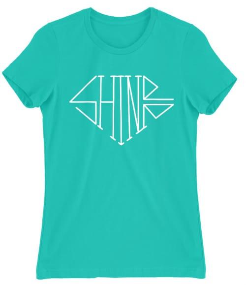 Shinee Text Logo Póló - Ha K-Pop rajongó ezeket a pólókat tuti imádni fogod!