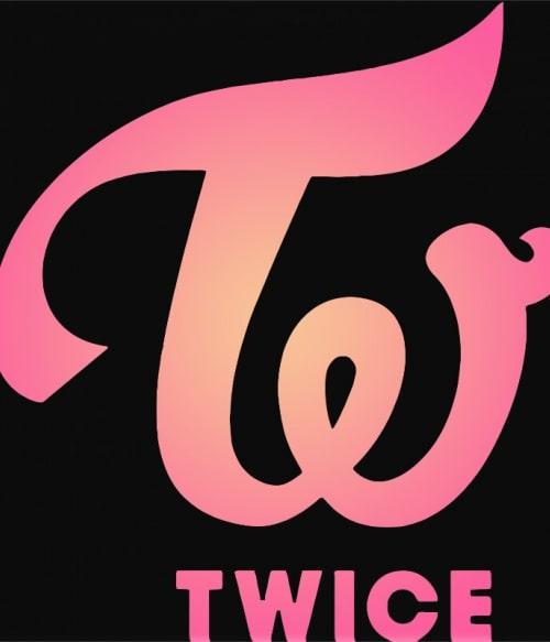 Twice Logo Póló - Ha K-Pop rajongó ezeket a pólókat tuti imádni fogod!