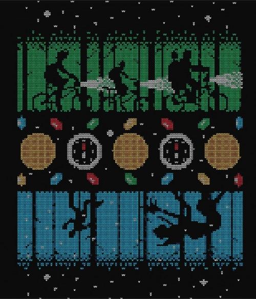 Stranger sweater Póló - Ha Stranger Things rajongó ezeket a pólókat tuti imádni fogod!