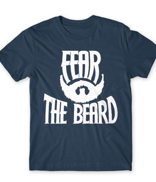 Fear The Beard Póló - Ha Beard rajongó ezeket a pólókat tuti imádni fogod!