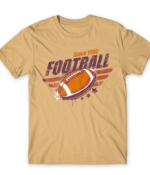 American Football Póló - Ha American Football rajongó ezeket a pólókat tuti imádni fogod!
