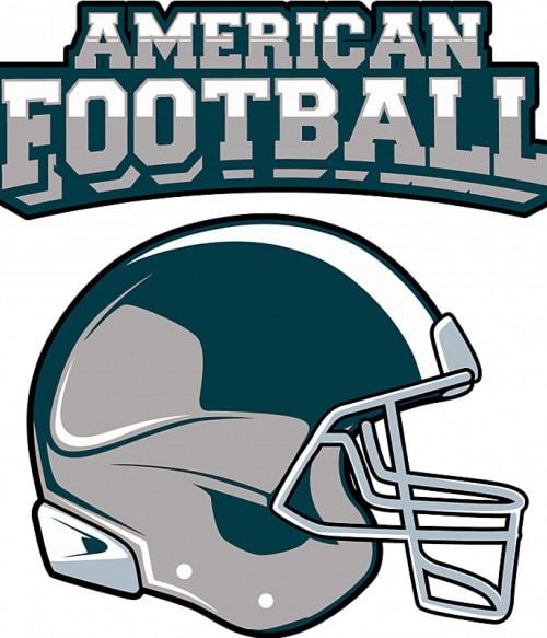 American Football Eagles Póló - Ha American Football rajongó ezeket a pólókat tuti imádni fogod!