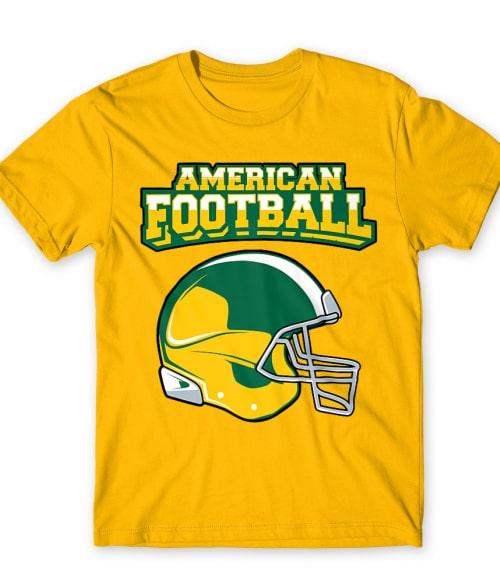 American Football Packers Póló - Ha American Football rajongó ezeket a pólókat tuti imádni fogod!