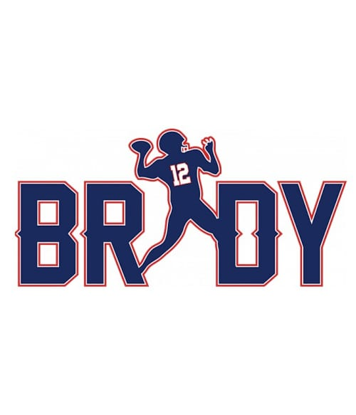 Brady Póló - Ha American Football rajongó ezeket a pólókat tuti imádni fogod!