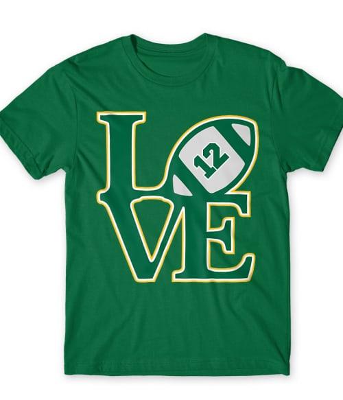 Packers love Póló - Ha American Football rajongó ezeket a pólókat tuti imádni fogod!