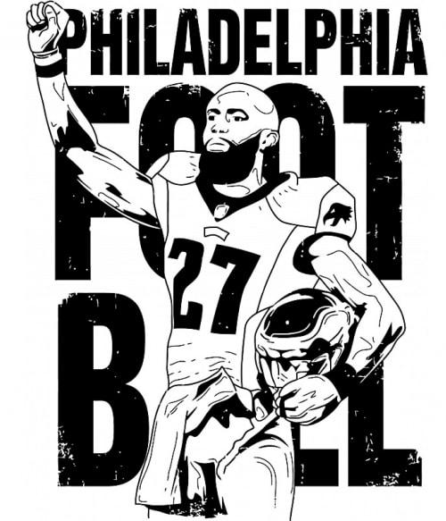 Philadelphia football Póló - Ha American Football rajongó ezeket a pólókat tuti imádni fogod!